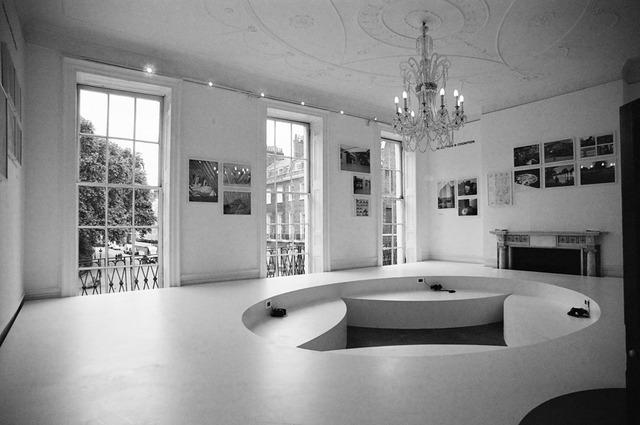 Installation/Intervention in Concrete Geometries: The